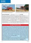 Mähdrescher mit feinen Manieren - Page 7