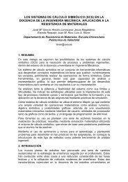 R0207 : Aplicación de los sistemas de cálculo simbólico