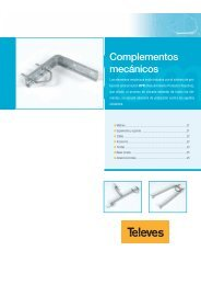 Complementos mecánicos - palcoelectronica