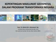 The Importance of Geospatial Information in National Transformation ...