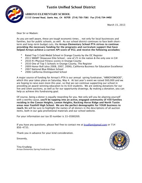 Business Donation Request Letter from img.yumpu.com