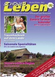 aktuelle Ausgabe - Schönes Leben, Wellcon Verlag