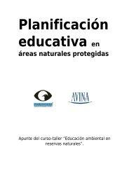 Planificación educativa en reservas naturales - Aves Argentinas