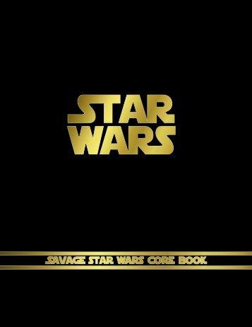 SAVAGE STAR WARS - Savage Heroes