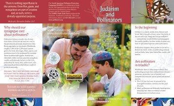 Judaism and Pollinators