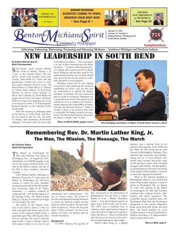 JANUARY 5 2012.indd - Benton Spirit Community Newspaper