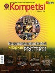 Edisi 25 Tahun 2010 - KPPU