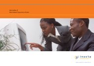 Internships & Work-based Experience Grants - INSETA