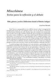 MITO, GENERO Y PAIDEIA.pdf - Gredos - Universidad de Salamanca