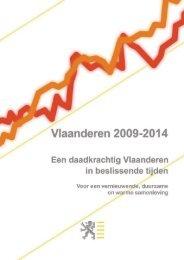 Vlaams regeerakkoord - Kris Peeters