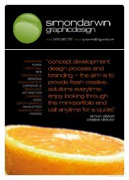 """ concept development, design process and ... - Freelance Factory"