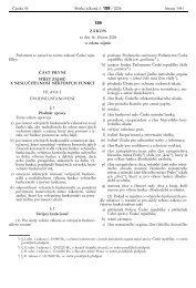 Zákon č. 159/2006 Sb., o střetu zájmů.