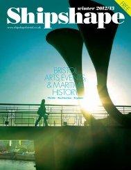Winter 2012 - Shipshape Magazine Bristol