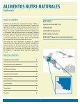 Alimentos Nutri-Naturales Sociedad Anónima - Equator Initiative - Page 3