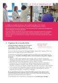 Présentation Chimie ParisTech - Page 3