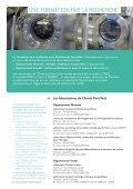 Présentation Chimie ParisTech - Page 5