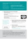 Présentation Chimie ParisTech - Page 6