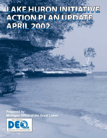 Lake Huron Initiative - Department of Environmental Quality
