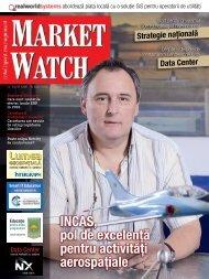 Iunie - Iulie 2013 [Nr. 156] - Market Watch
