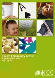 Kinloss Community Centre - Pelorous
