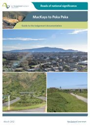 NZTA - Guide to lodgement (pdf, 2.2mb) - Environmental Protection ...