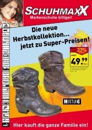 16% - Schuhmaxx