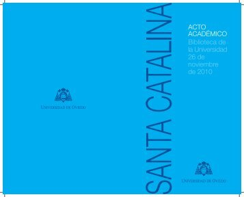 Santa Catalina (pdf) - Cajastur