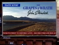 The Grapes of Wrath - Engineering Center