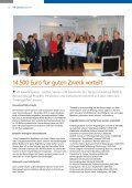 Ausgabe 02/Dezember 2012 - Raiffeisenbank eG Scharrel - Seite 6