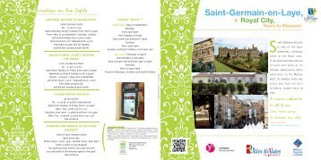 Mise en page 1 - Office de Tourisme de Saint-Germain-en-Laye