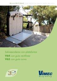 Descarga archivo Folleto_Plataforma_V65yV64.pdf - Elevadores ...