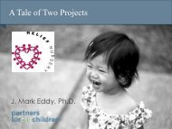 There are many issues faced by vulnerable children and ... - Pal-Tech
