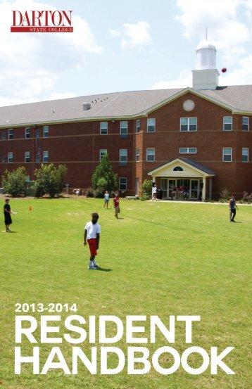 Experience - Darton State College Housing - Darton College