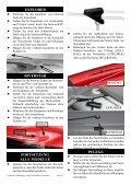 STEUERVORRICHTUNG HOLIDAY-EXPLORER ... - Grabner Sports - Seite 2