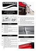STEUERVORRICHTUNG HOLIDAY-EXPLORER ... - Grabner Sports - Seite 3