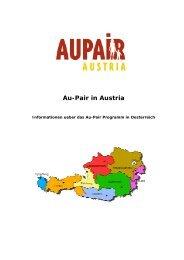 Au-Pair in Austria