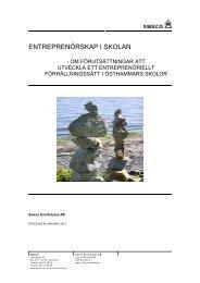 Förstudie (pdf) - Östhammars kommun