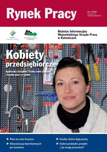 Kobiety przedsiębiorcze - Wojewódzki Urząd Pracy w Katowicach
