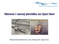 Preuzmi dokument - International Sava River Basin Commission