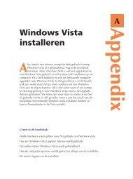 Windows Vista installeren - Van Duuren Media