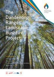 Download the Dandenong Ranges Landscape project guide