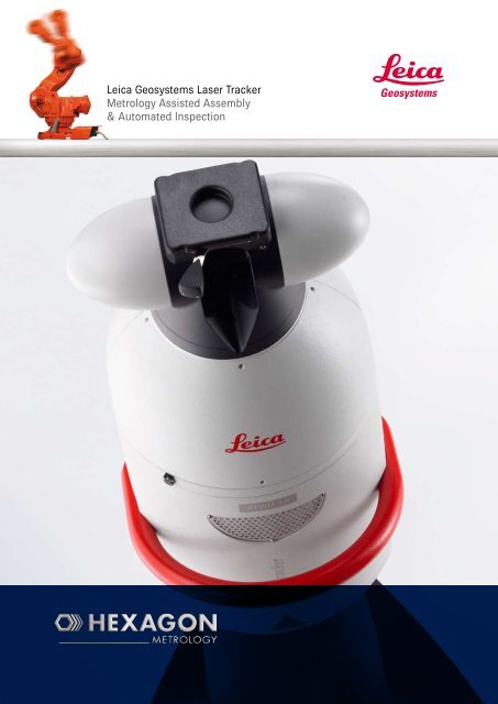 Metrology Assisted Assembly & Automated Inspection - Leica ...