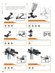 Manfrotto Clamps - In-motion Limited
