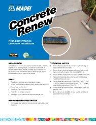 Concrete Renew Concrete Renew