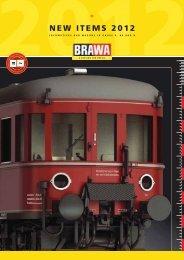 NEW ITEMS 2012 - Brawa