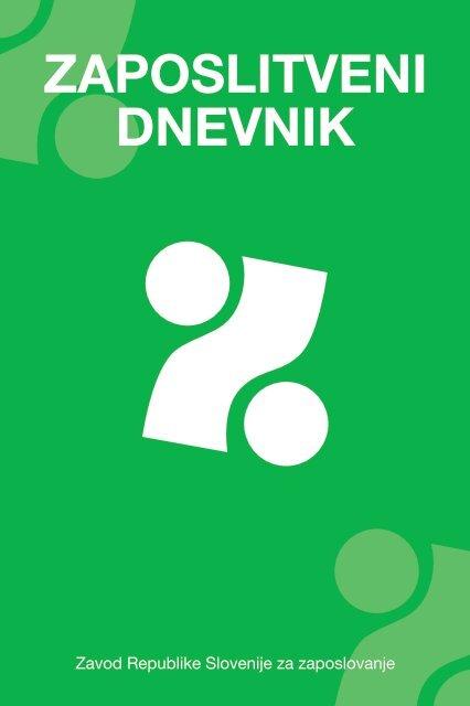 Zaposlitveni dnevnik - Zavod RS za zaposlovanje