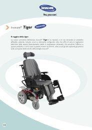 Invacare® Tiger - Ortopedia Paoletti