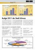 Budget 2011 - Schwaz - Seite 5