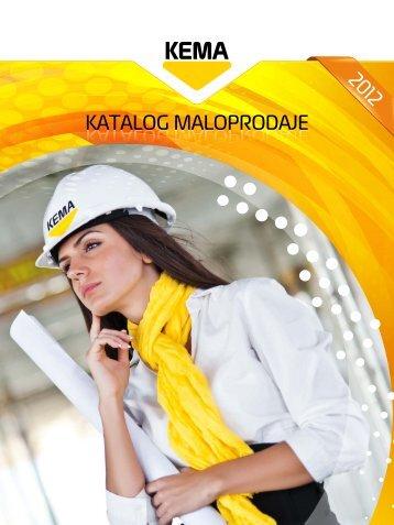 2012 KATALOG MALOPRODAJE - Kema.si