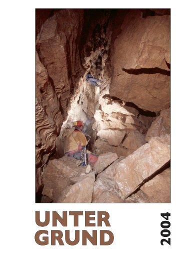 Untergrund 2004 - SGH-Lenzburg